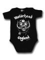 body bebè rock bambino Motorhead England