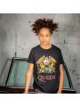 T-shirt bambini Queen Classic Crest fotoshoot