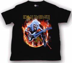 T-shirt bambini Iron Maiden FLF