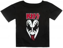 Kiss t-shirt bebè Demon Child Child