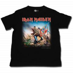 T-shirt bambini Iron Maiden Trooper