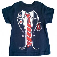 AC/DC t-shirt bebè Red Tie