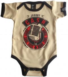 Body Bebè Johnny Cash Daddy Sang Bass