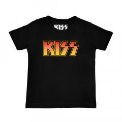 T-shirt bambini Kiss Logo