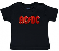AC/DC t-shirt bebè Logo Colour AC/DC