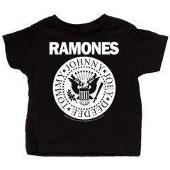 Ramones t-shirt bebè Full White
