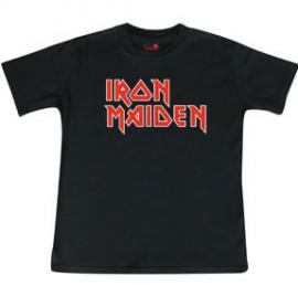 T-shirt bambini Iron Maiden Logo Iron Maiden