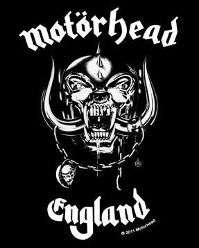 T-shirt bambini Motörhead England Motörhead close up