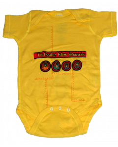Body bebè Beatles Yellow Submarine