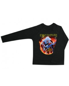 Iron Maiden FLF kids band longsleeve