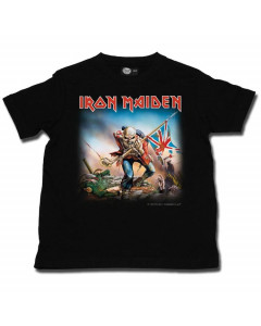 T-shirt bambini Iron Maiden Trooper
