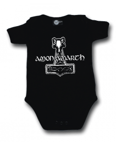 Body bebè Amon Amarth Hammer of Thor Amon Amarth