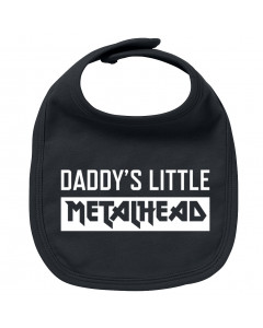 Bavaglino Daddy's Little Metalhead
