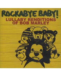 Rockabyebaby Bob Marley CD