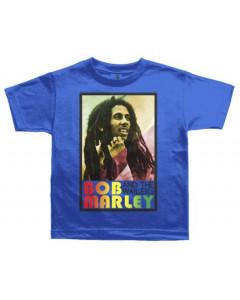 T-shirt bambini Bob Marley Rasta