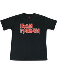T-shirt bambini Iron Maiden Logo Iron Maiden