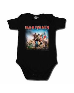 Body bebè Iron Maiden Trooper