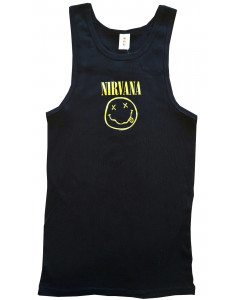 Tank Top bambini Nirvana - Smiley