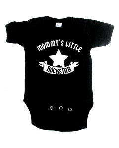 Body bebè Rock mommy's little rockstar