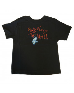 T-shirt bambini Pink Floyd The Wall