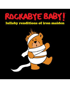 Rockabye Baby Iron Maiden