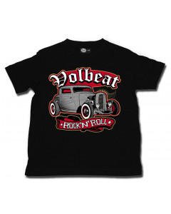T-shirt bambini Volbeat Rock 'n Roll