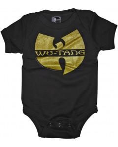 Body bebè Wu-tang Clan Baby onesie Wutang logo