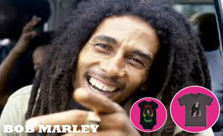 Bob Marley abbigliamento bebè rock