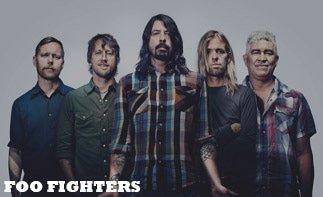 Foo Fighters abbigliamento bebè rock