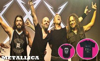 Metallica abbigliamento bebè rock