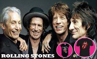 Rolling Stones abbigliamento bebè rock