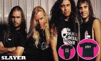 Slayer abbigliamento bebè rock