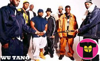 Wu-Tang Clan abbigliamento bebè rock